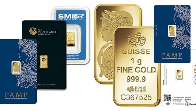 Gold brands