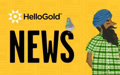 Online Gold Platform HelloGold Endorsed as Shariah-compliant