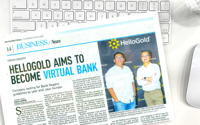 HelloGold making gold savings accessible to all