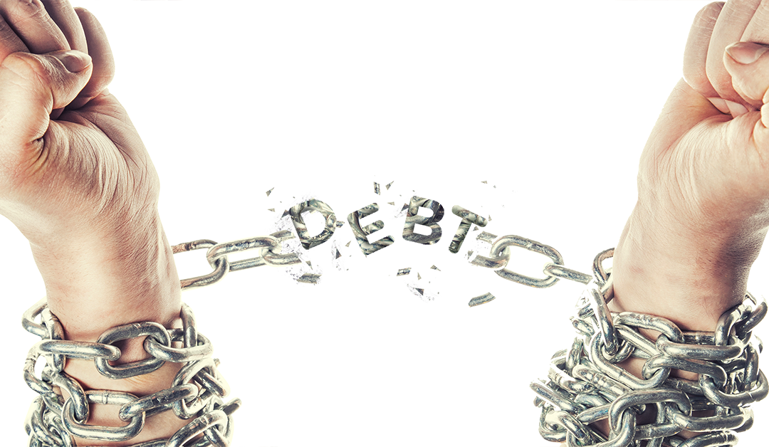 Don't be a prisoner to debt: here are 6 steps to clear your debt quickly