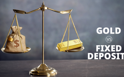 Gold Vs Fixed Deposits: Which Is Better?