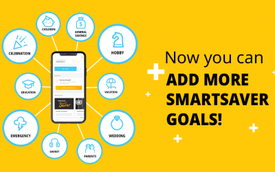 Update: Add More SmartSaver Goals