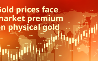 Why Are Gold Prices Facing A Market Premium?