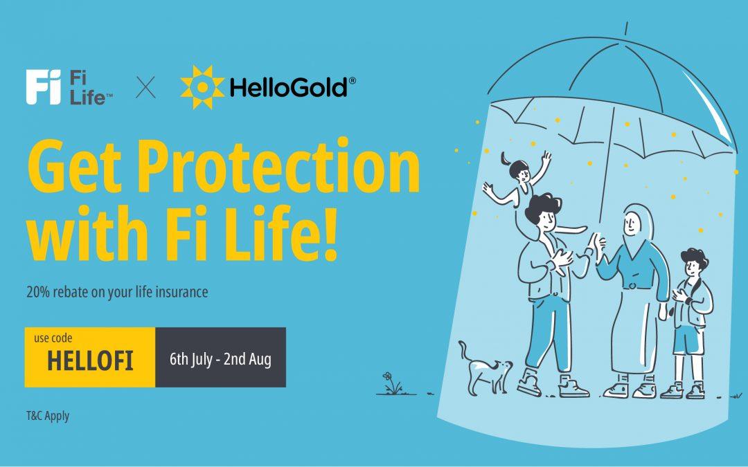 Fi-Ti Lah! Get Your Fi Life Insurance