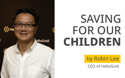 Saving for Our Children