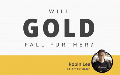 Will Gold Fall Further?