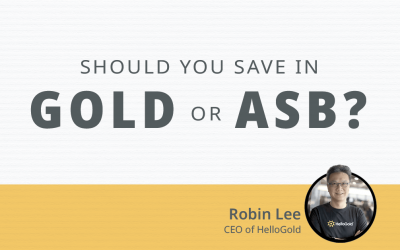 Should you save in Gold or ASB?