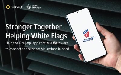 Donate to keep the Kita Jaga app operating