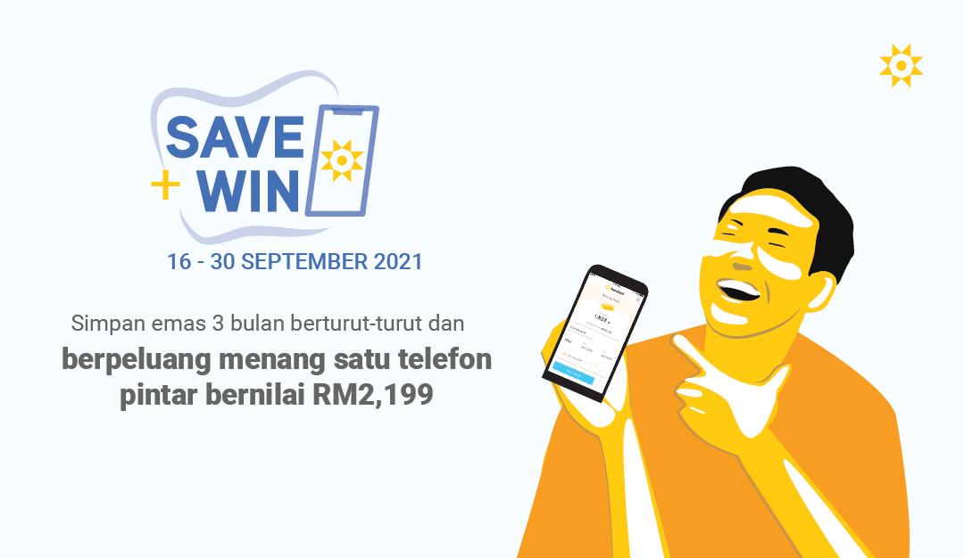 Promosi Isitimewa Hari Malaysia: Save Smart and Win Smart