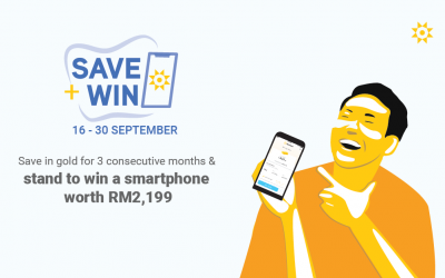 Malaysia Day Promotion: Save Smart and Win Smart